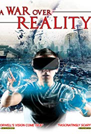 A War Over Reality 2018 Cover