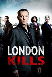 London Kills 2019 Cover