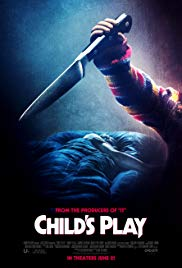 Child's Play 2019 Cover