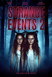 Strange Events 2 2019 Cover