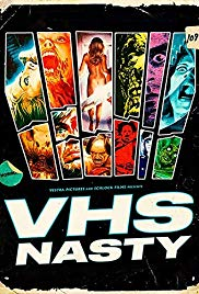 VHS Nasty 2019 Cover