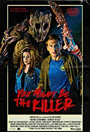 You Might Be the Killer 2018 Cover