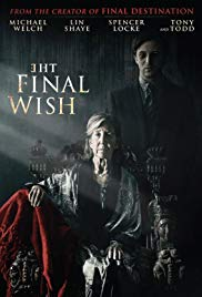 The Final Wish 2018 Cover