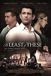 The Least of These: The Graham Staines Story 2019 Cover