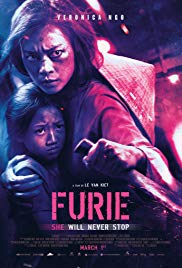 Furie 2019 Cover